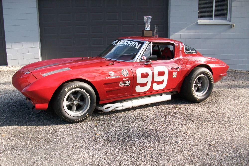 IMSA GTO Championship Winning 1963 Corvette - Motorsports Market